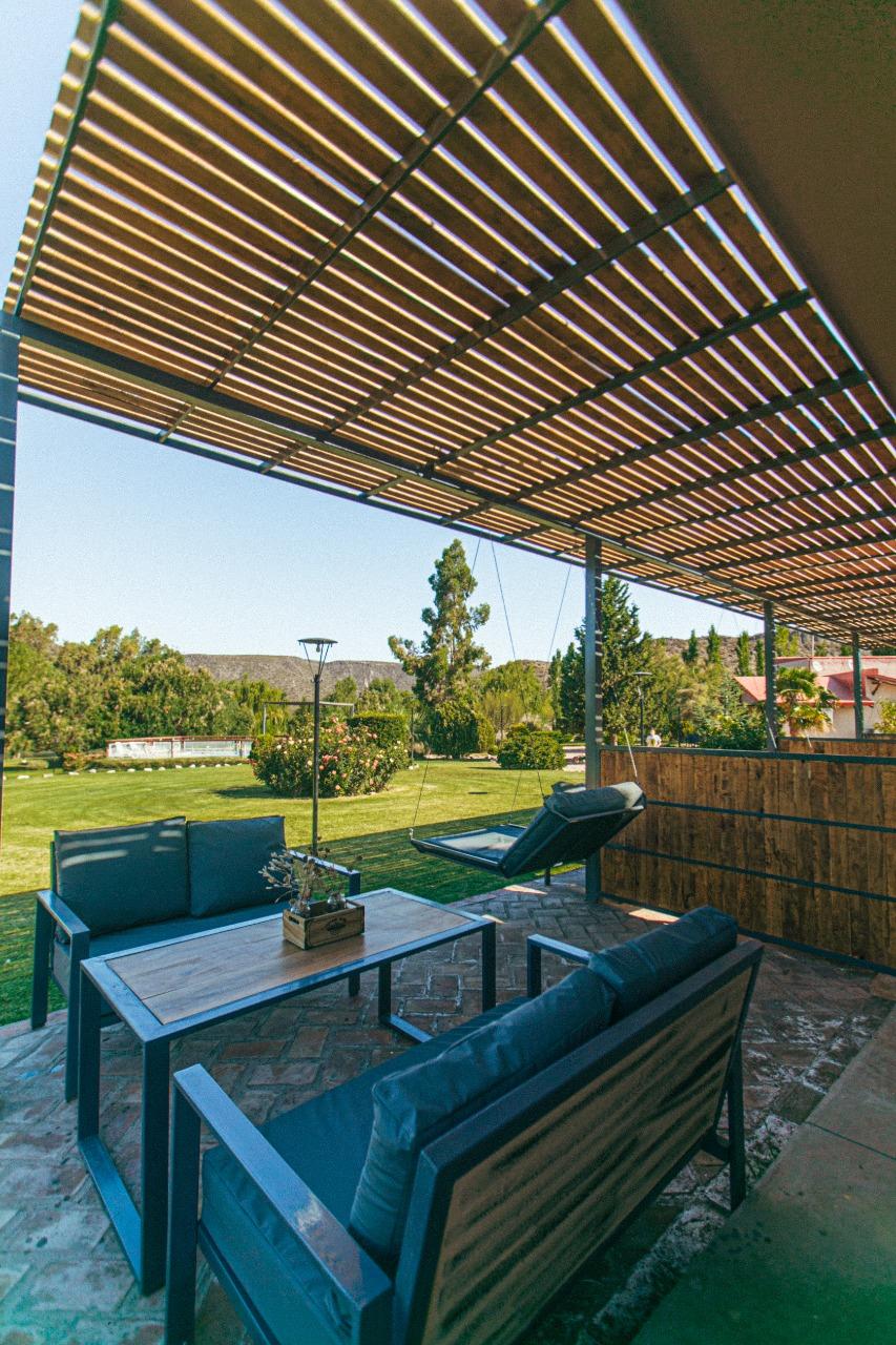 Cabaña de 1 dormitorio Planta Baja vista al Rio 40 m2